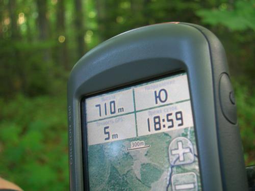 GPS Garmin Oregon